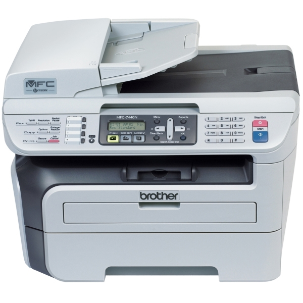 how does a wireless fax machine work