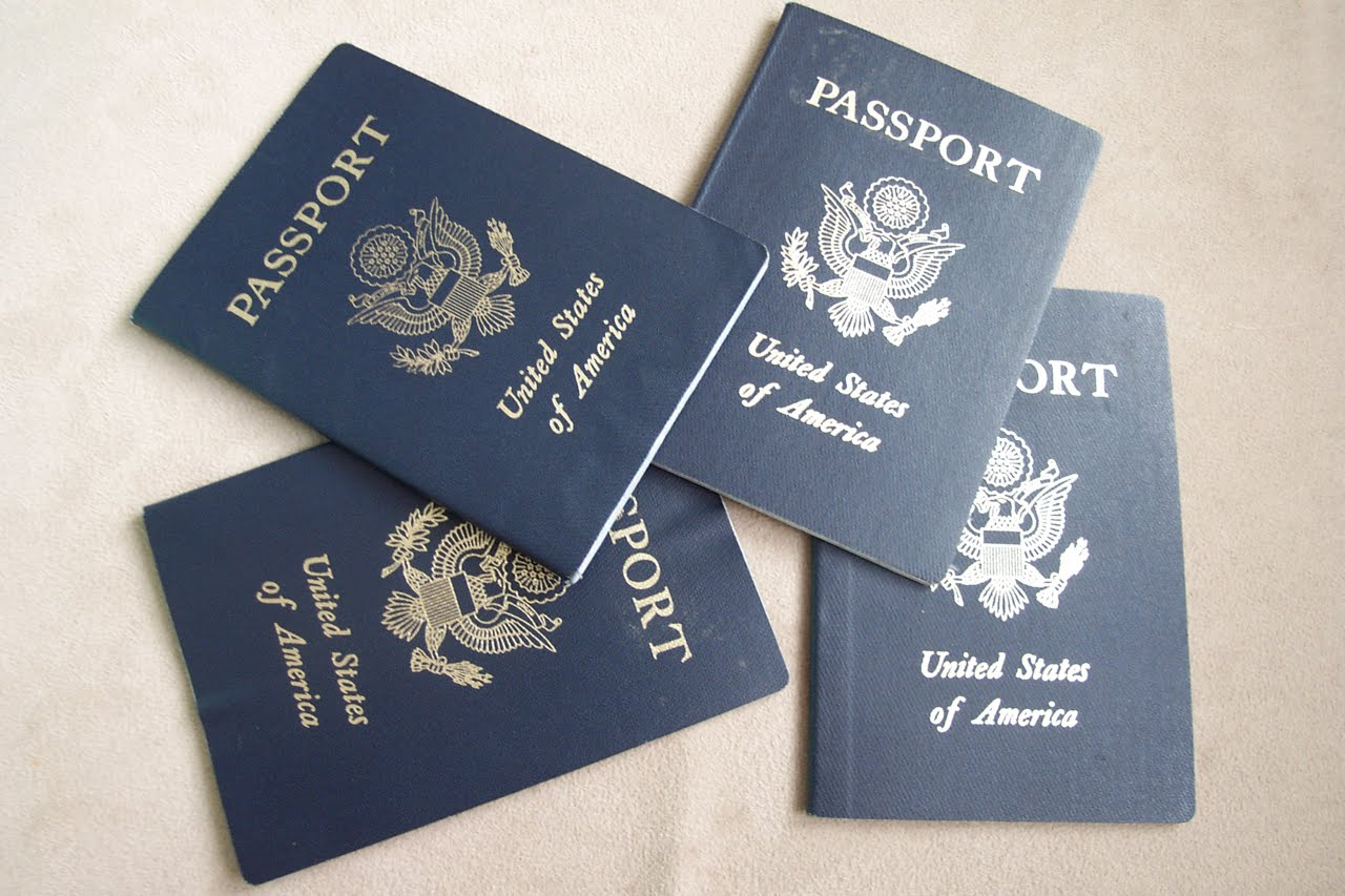 how to get a new passport fast