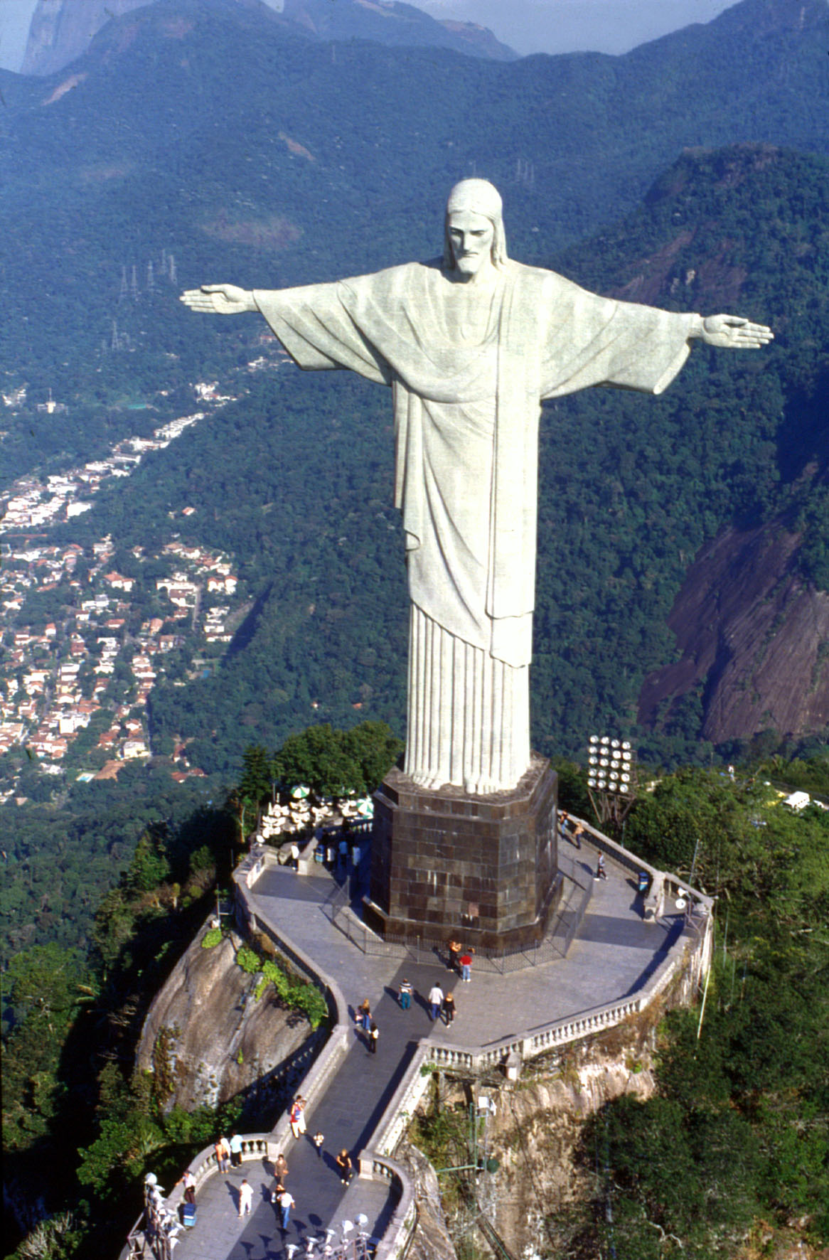 Christ the Redeemer lge21 - 7 w0ndErs 0v dA woRld