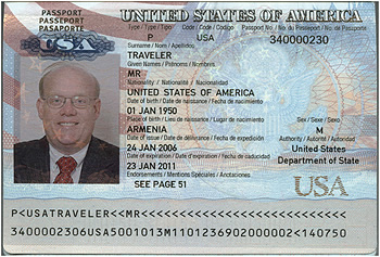 Passport Needed For Travel In The Usa