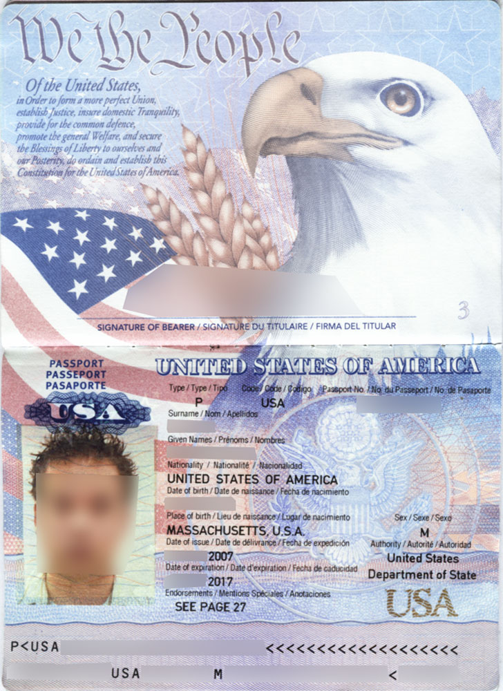 What To Do To Receive A Replacement Passport Usa